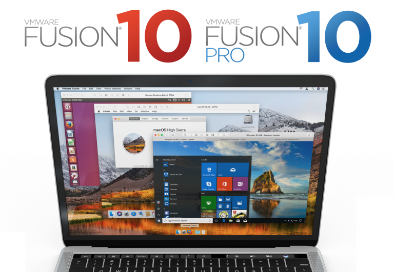 VMware Fusion 10 Coming in October