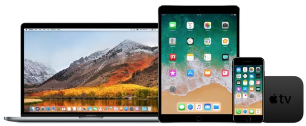 Apple iOS 11 & macOS High Sierra Beta 5