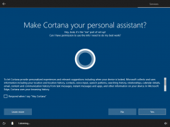 Cortana voice commands on Windows 10