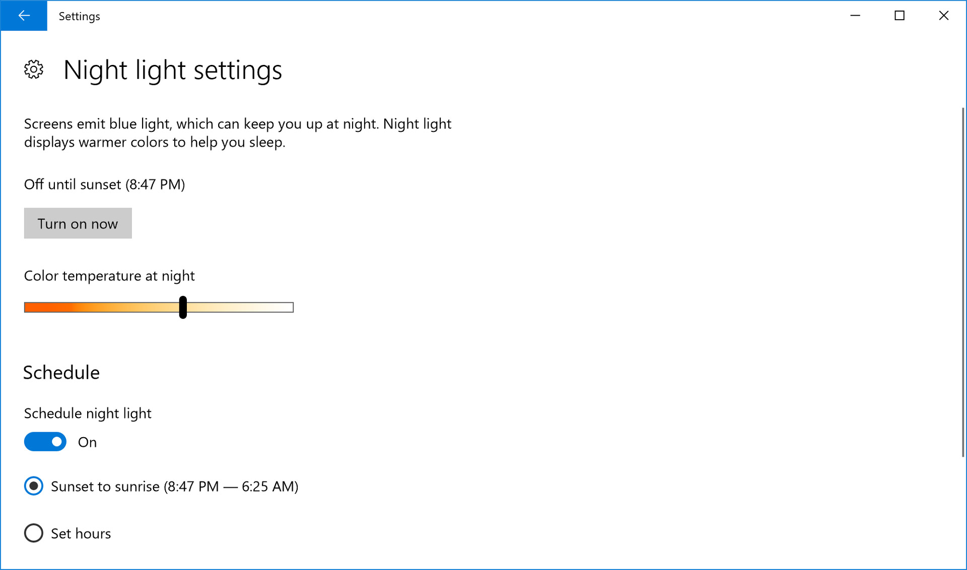 windows-10-night-light-settings