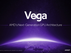 AMD Officially Announces to Launch Vega GPU