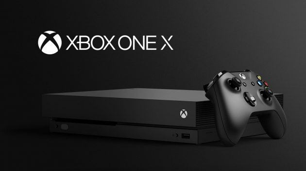 The Most Powerful Console Ever: Xbox One X coming November 7