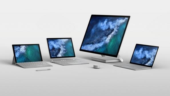 Surface Plus program