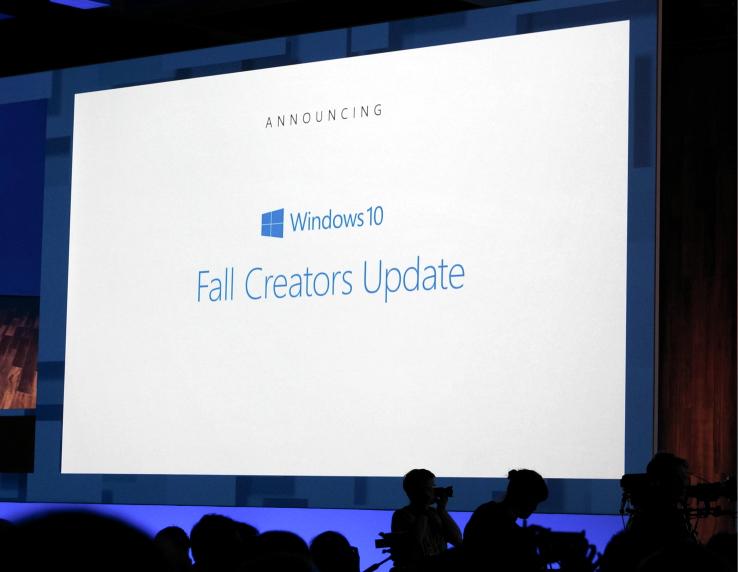 Windows10 Fall Creator Update